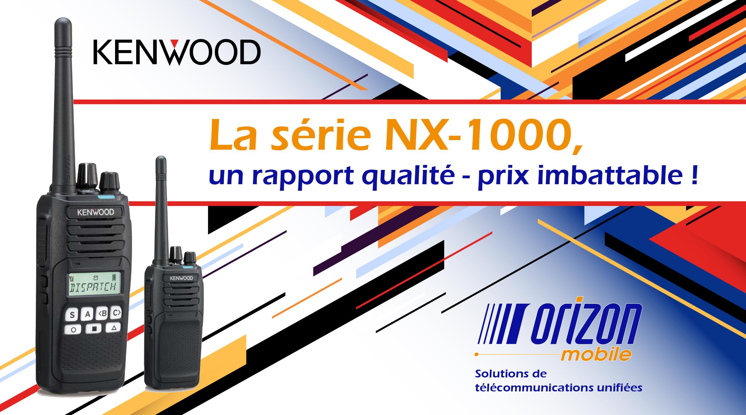 Série 1000 Kenwood